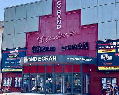 Les tarifs du Cinéma Bergerac - Grand Ecran