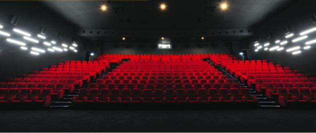 Louer une salle au Cinéma Libourne - Grand Ecran
