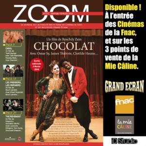 Zoom n�73 (JANVIER/FEVRIER 2016)