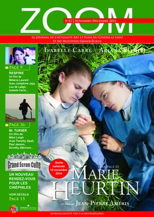 Magazine ZOOM n�67 septembre-Octobre 2014